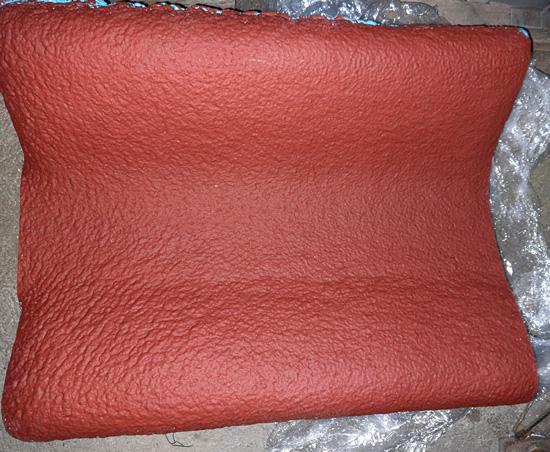 Prefabrykowane hale łukowe (ocieplenie hali łukowej) - każda hala łukowa może być ocieplona przez izolacją natryskową PUR. Panel zaizolowany pianką, pokryty farbą Izolbest.